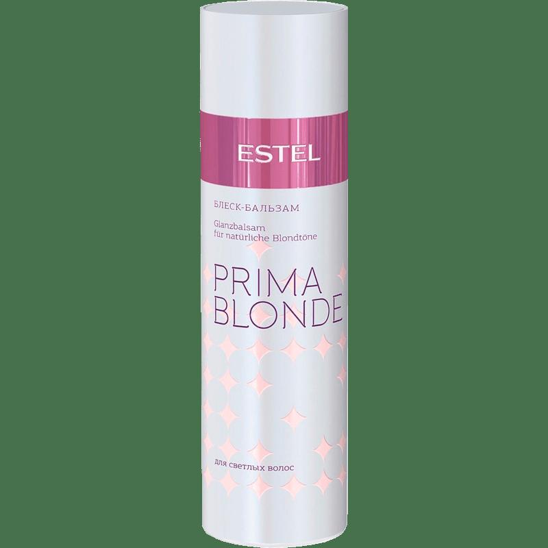 Balsam-luciu pentru păr blond ESTEL PRIMA BLONDE, 200 ml - ESTEL Moldova