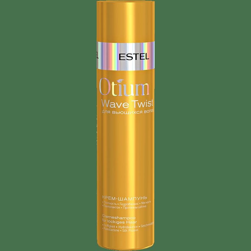 Șampon-cremă pentru Păr creț ESTEL OTIUM WAVE TWIST, 250 ml - ESTEL Moldova