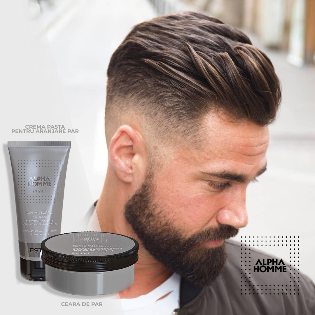 Воск для укладки волос ESTEL ALPHA HOMME 200 мл