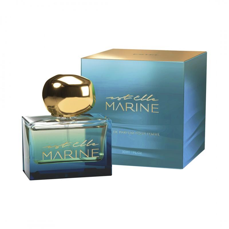 Apă de parfum pentru femei  EST ELLE MARINE, 30 ml