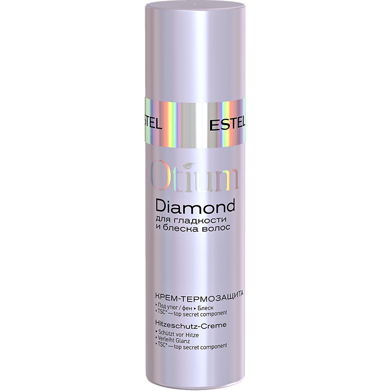 Cremă-protecție pentru păr ESTEL OTIUM DIAMOND, 100 ml - ESTEL Moldova