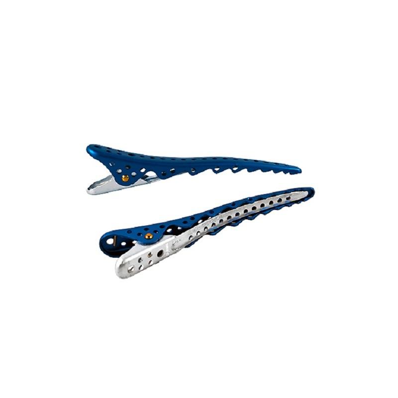 Clame pentru par Shark Clip ESTEL Premier by Y.S.PARK, 2 buc