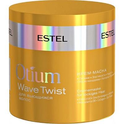 Mască-cremă pentru Păr creț ESTEL OTIUM WAVE TWIST, 300 ml - ESTEL Moldova
