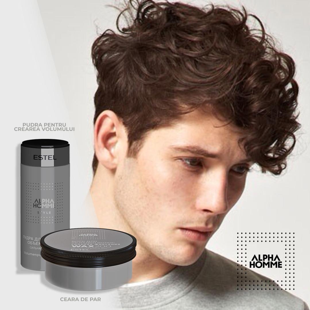Пудра для создания объема волос ESTEL ALPHA HOMME 8 г