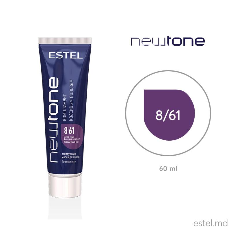 ESTEL HC NewTone 8/61  masca nuantatoare 60 ml pentru par