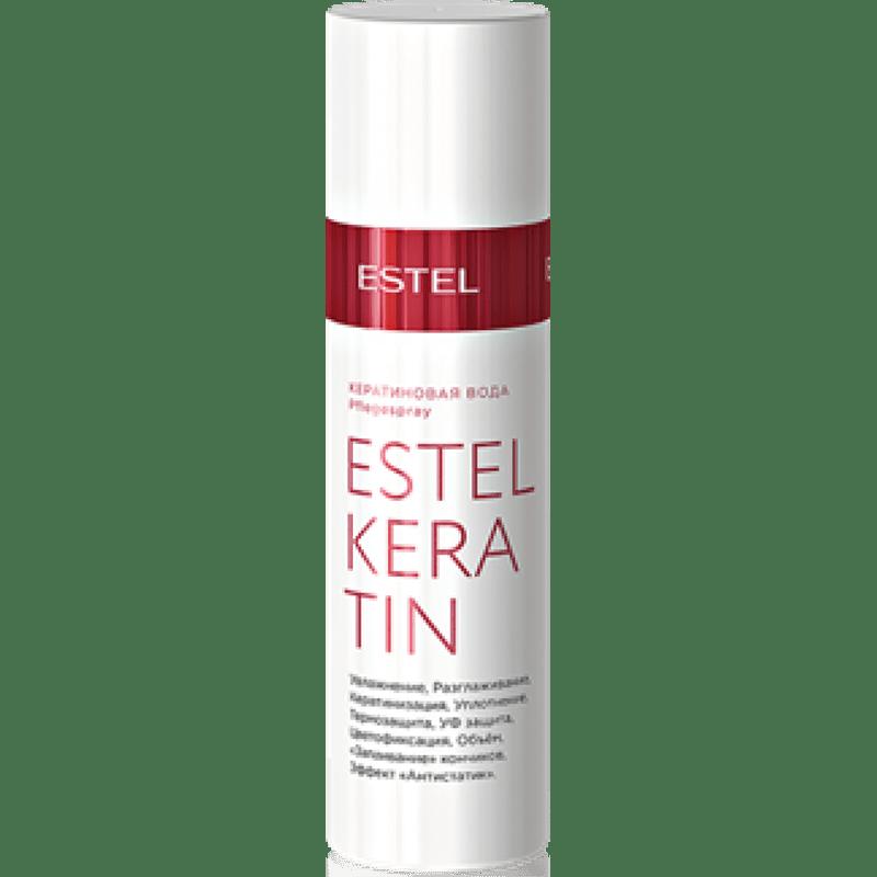 Apă cu keratină pentru păr ESTEL KERATIN, 100 ml - ESTEL Moldova