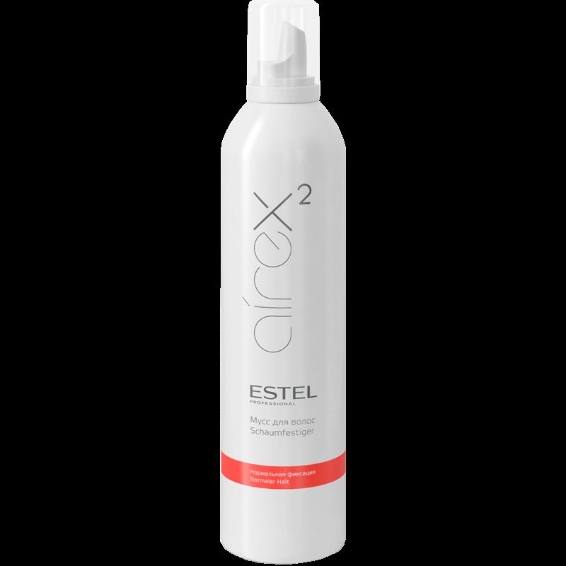 Spumă pentru păr cu fixare normală ESTEL AIREX 400 ml Estel Moldova