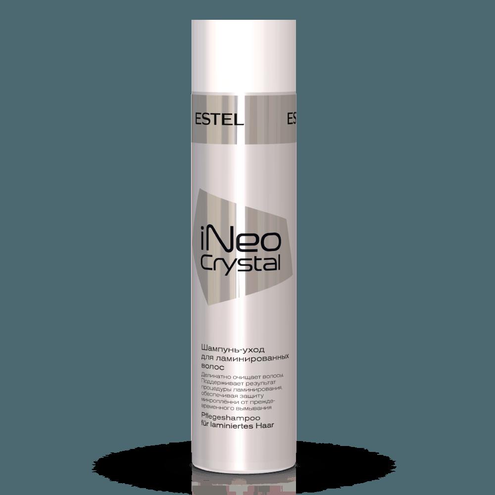 Șampon-îngrijire pentru Păr laminat ESTEL iNeo-Crystal, 250 ml - ESTEL Moldova