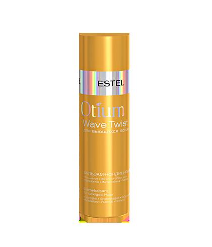Balsam-condiționer pentru păr creț ESTEL OTIUM WAVE TWIST, 200 ml - ESTEL Moldova