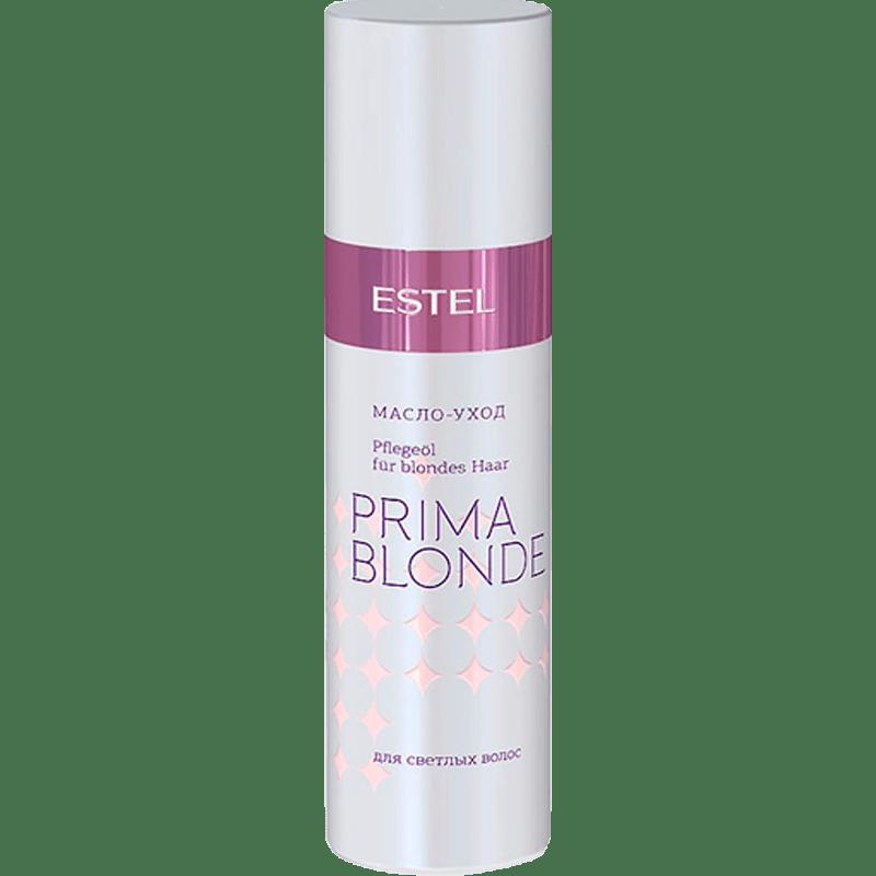 Ulei-îngrijire pentru Păr blond ESTEL PRIMA BLONDE, 100 ml - ESTEL Moldova