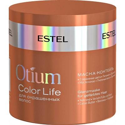 Маска-коктейль для окрашенных волос ESTEL OTIUM COLOR LIFE, 300 мл