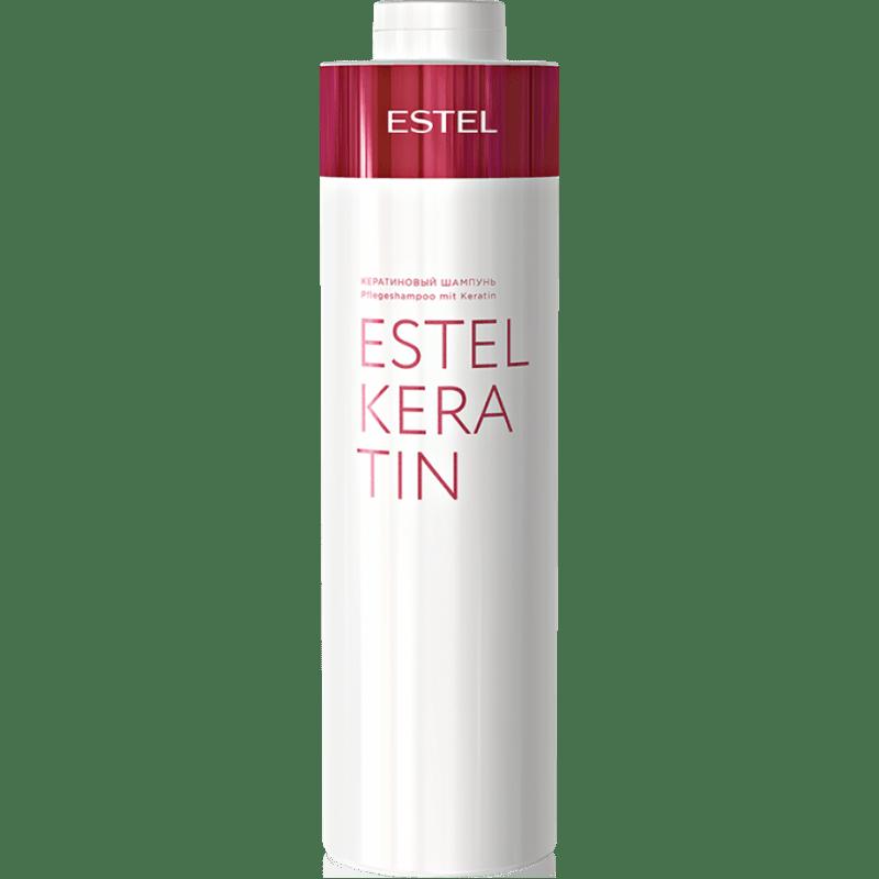 Кератиновый шампунь для волос ESTEL KERATIN, 1000 мл