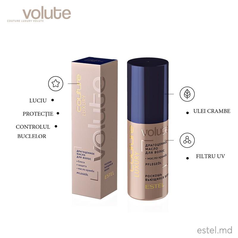 Ulei prețios pentru păr LUXURY VOLUTE ESTEL HAUTE COUTURE, 50 ml