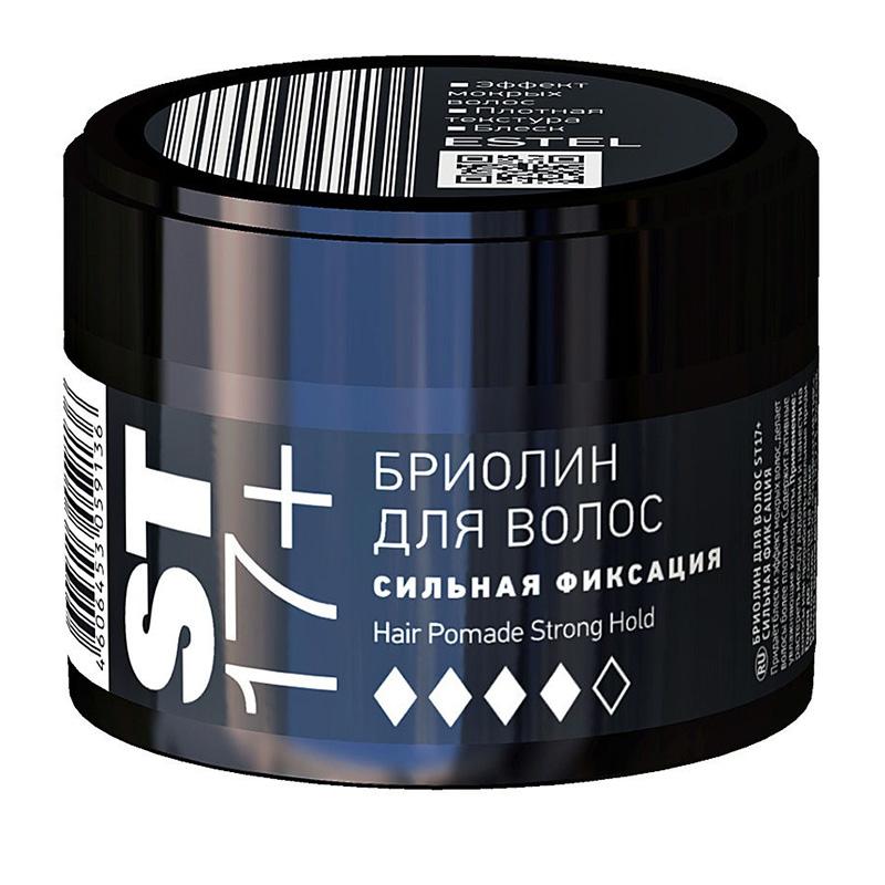 Бриолин для волос ST17+ Сильная фиксация, 65 мл