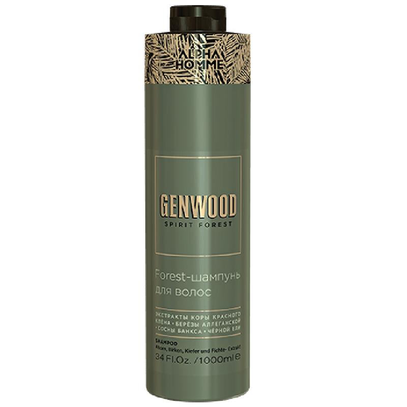 Forest-șampon pentru păr și corp  ESTEL GENWOOD 1000 ml Estel Moldova
