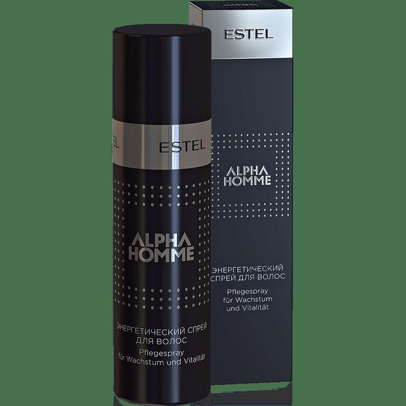 Энергетический спрей для волос ESTEL ALPHA HOMME 100 мл