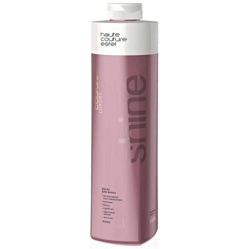 Masca pentru păr LUXURY SHINE ESTEL HAUTE COUTURE, 1000 ml