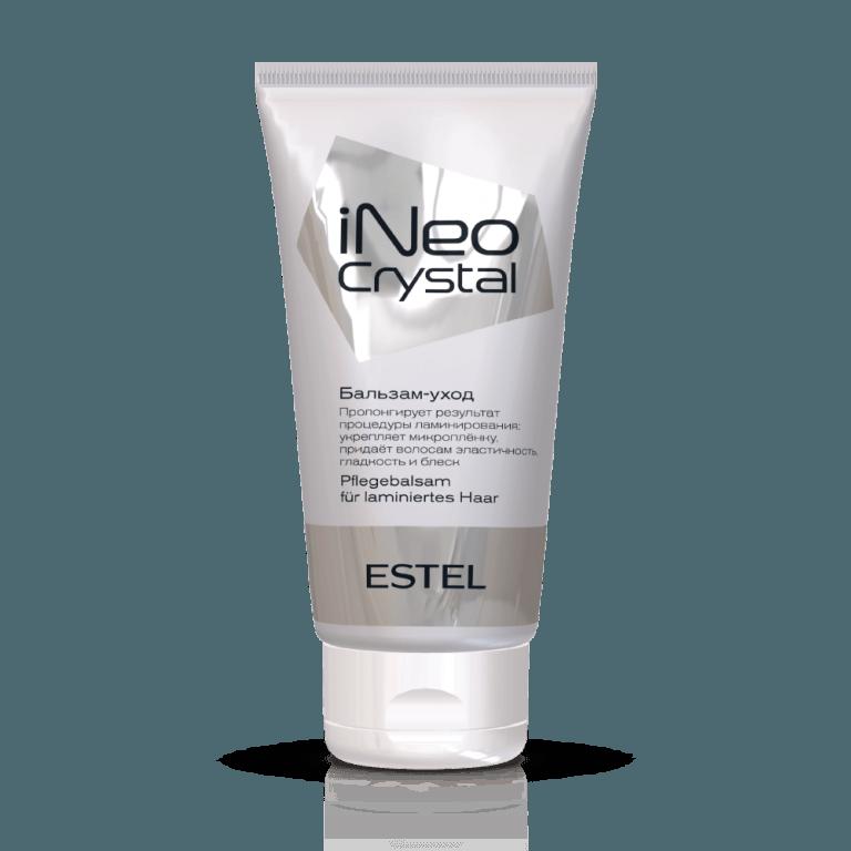 Balsam pentru menținerea Părui laminat ESTEL iNeo-Crystal, 150 ml - ESTEL Moldova