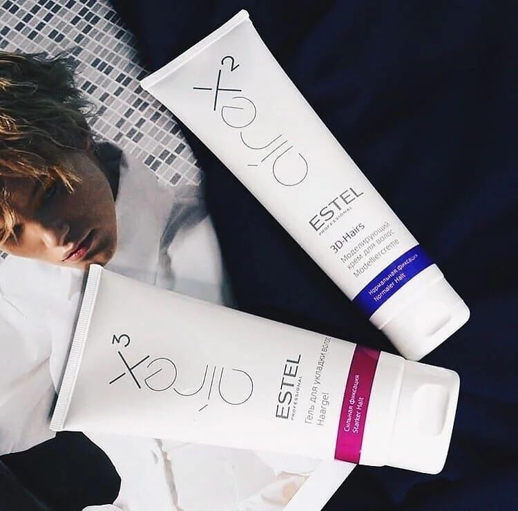Моделирующий крем для волос 3D-Hairs ESTEL AIREX 150 мл