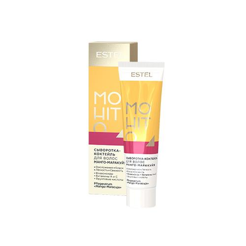 Set pentru îngrijirea părului și pielii ESTEL OTIUM Mohito Mango-Fructul pasiunii (Șampon 250 ml, balsam 200 ml, spray 100 ml, ser 60 ml, gel de duș 200 ml)