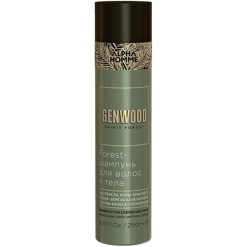 Forest-șampon pentru păr și corp  ESTEL GENWOOD 250 ml Estel Moldova