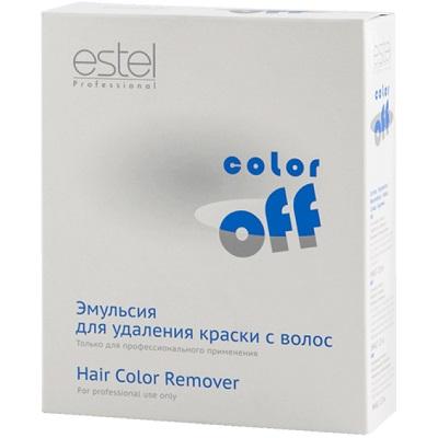 Color OFF Emulsia de indepartare a vopselelor rezistente de pe par 3х120 ml