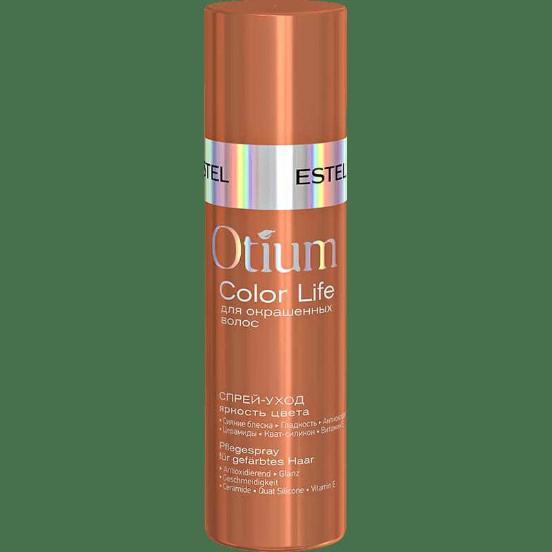 """Spray-îngrijire pentru păr """"Culoare intensă"""" ESTEL OTIUM COLOR LIFE, 100 ml - ESTEL Moldova"""