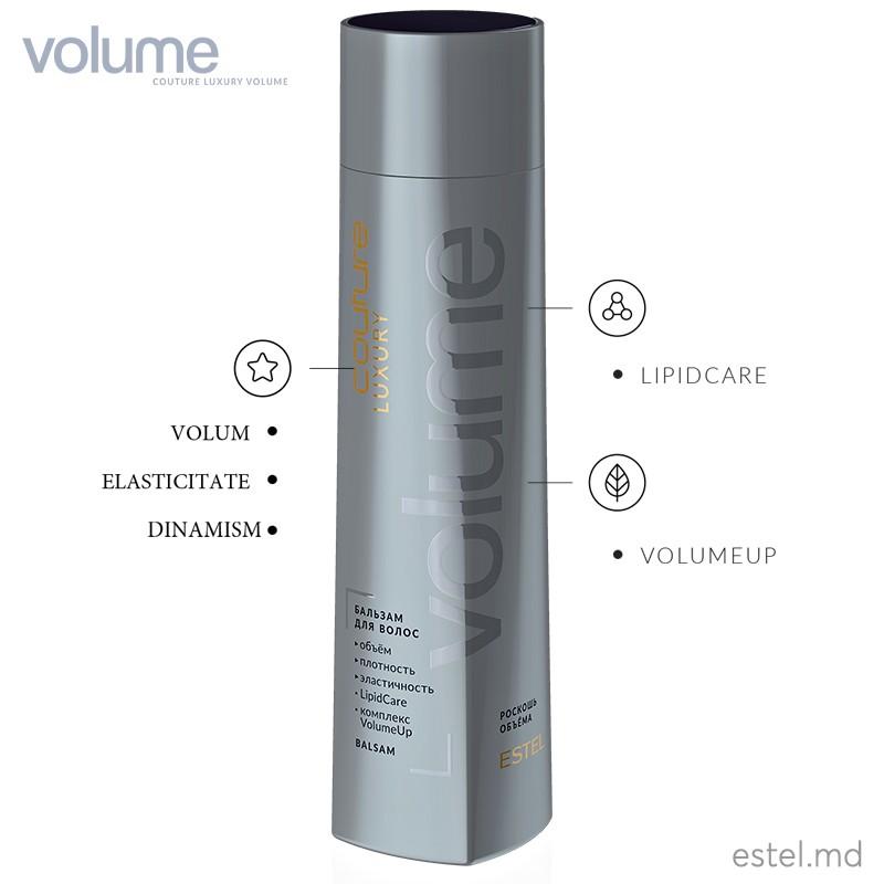 Balsam pentru par LUXURY VOLUME ESTEL HAUTE COUTURE, 250 ml