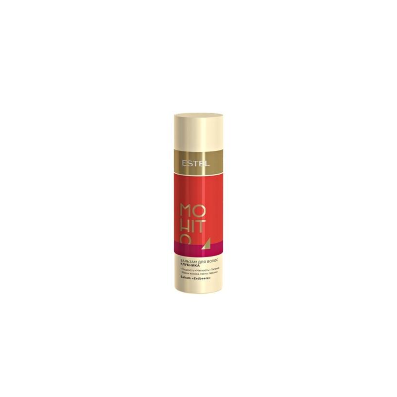 Balsam-cocktail pentru păr Capsuna ESTEL MOHITO, 200 ml