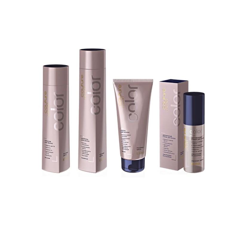 Șampon pentru păr LUXURY COLOR ESTEL HAUTE COUTURE, 300 ml