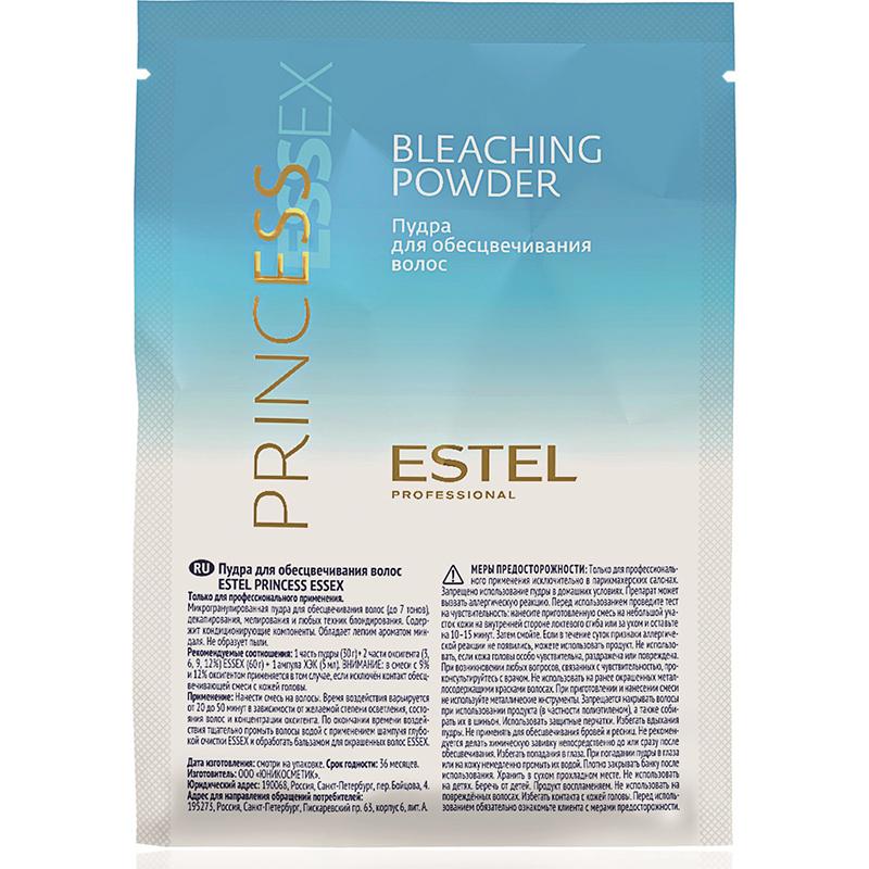 Обесцвечивающая пудра для волос PRINCESS ESSEX, 30 гр