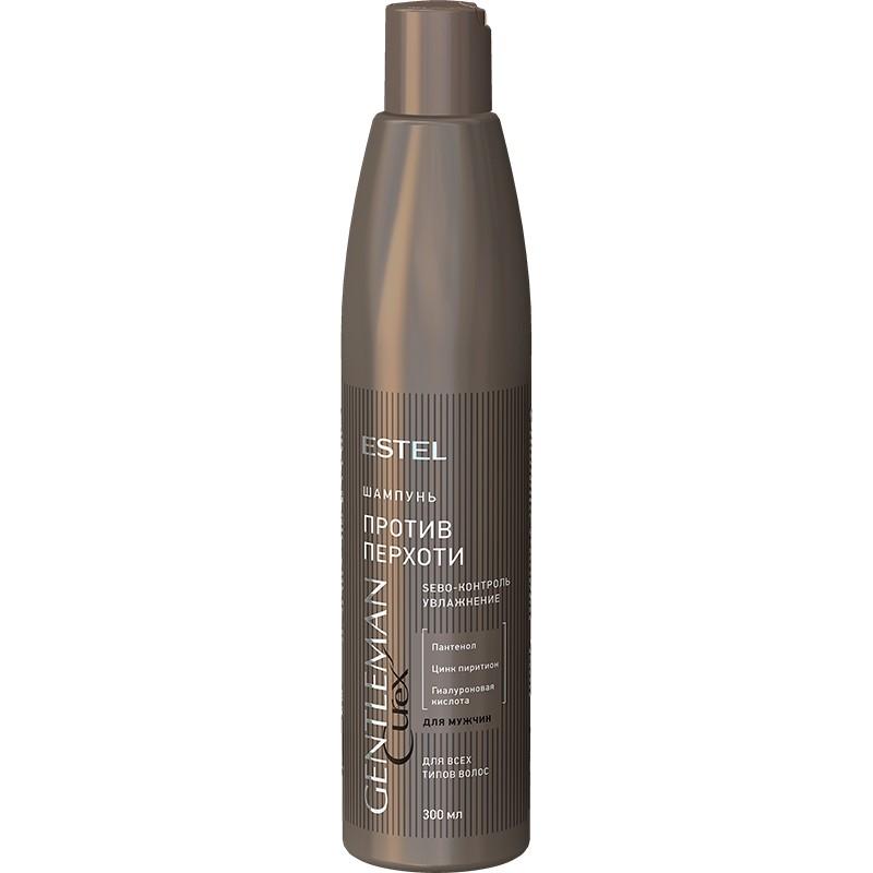 Șampon - împotriva mătreții pentru păr ESTEL CUREX GENTLEMAN 300 ml Estel Moldova