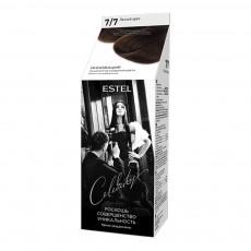 Vopsea-îngrijire pentru păr semipermanentă Celebrity, 7/7 Alună, 125 ml
