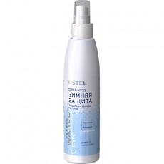 """Спрей-уход """"Зимняя защита"""" для всех типов волос ESTEL CUREX VERSUS WINTER, 200 мл"""
