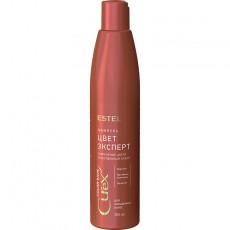 """Шампунь """"Цвет-эксперт"""" для окрашенных волос ESTEL CUREX COLOR SAVE, 300 мл"""