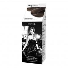 Vopsea-îngrijire pentru păr semipermanentă Celebrity, 7/1 Maro deschis-cenușiu, 125 ml