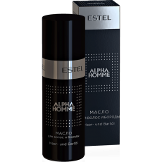 Ulei pentru păr și barbă ESTEL ALPHA HOMME 50 ml Estel Moldova