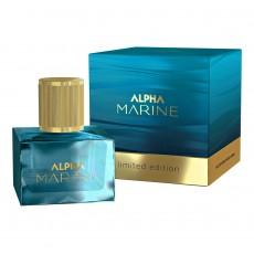 Apă de parfum pentru bărbați ALPHA MARINE, 50 ml