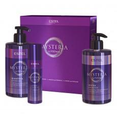 Kit tratament pentru păr ESTEL MYSTERIA, (Șampon, mască, spray)