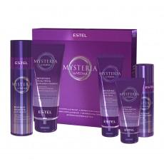 Colecția de parfumuri ESTEL MYSTERIA, (Șampon, cremă-mască pentru păr, spray bifazic, gel-spumă pentru duș și baie, lăptișor pentru corp)