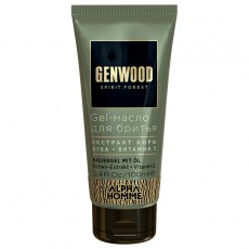 Gel-масло для бритья ESTEL GENWOOD 100 мл