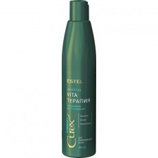 """Шампунь """"Vita-терапия"""" для повреждённых волос ESTEL CUREX THERAPY, 300 мл"""