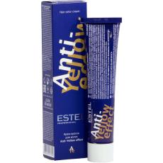Crema vopsea pentru par De Luxe Anti-Yellow effect ANT 60 ml
