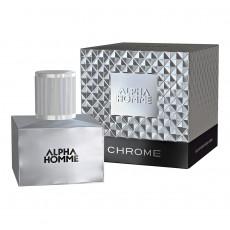 Apă de parfum ESTEL ALPHA HOMME CHROME pour homme, 50 ml
