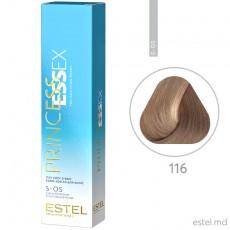 Крем-краска для волос PRINCESS ESSEX, S-OS 116 Супер блонд перламутровый, 60 мл