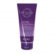 Gel-spumă de seară pentru duș și baie  ESTEL MYSTERIA, 200 ml