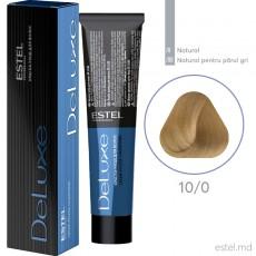 Vopsea permanenta de par De Luxe 10/0 Blond foarte deschis 60 ml