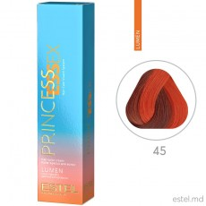 Крем-краска для волос PRINCESS ESSEX LUMEN, 45 Медно-красный, 60 мл