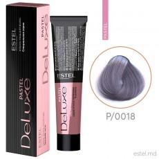 Краска-уход для волос DE LUXE NOIR PASTEL, 0018 Платина, 60 мл
