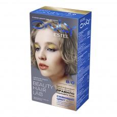 Vopsea-îngrijire pentru păr permanentă Only, 8/0 Blond-închis, 100 ml